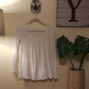 Eileen Fisher Linen blouse